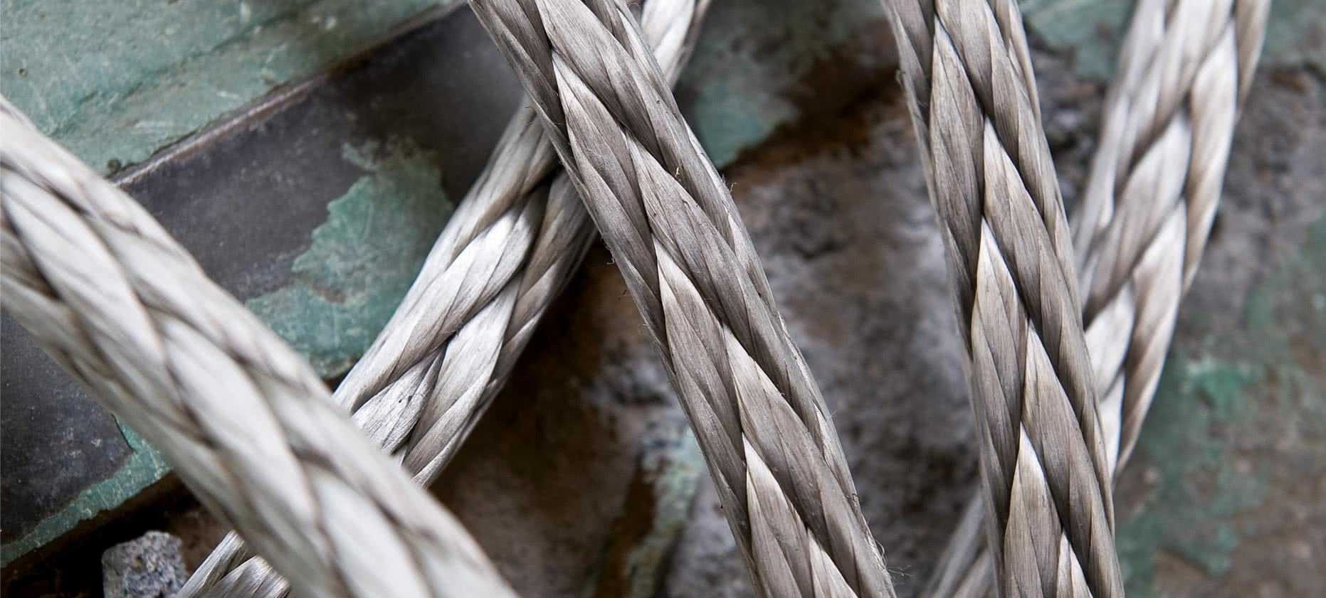 All about Dyneema-rigging
