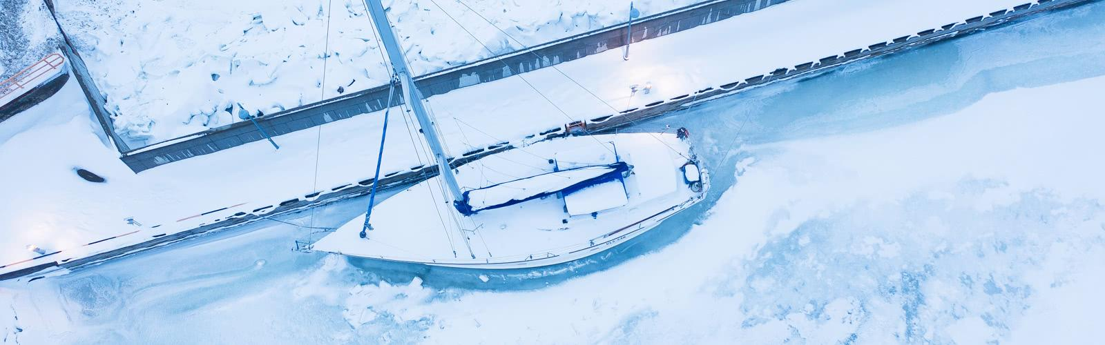 How to prepare your boat for winter storage