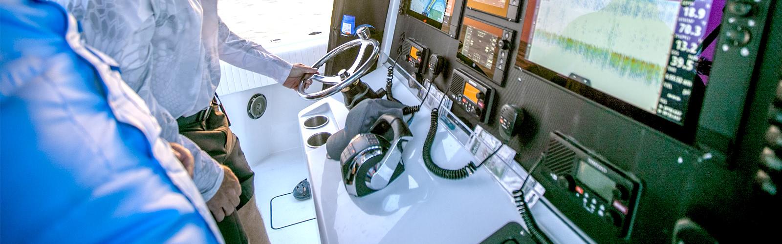Installationshinweise für UKW-Seefunkanlagen