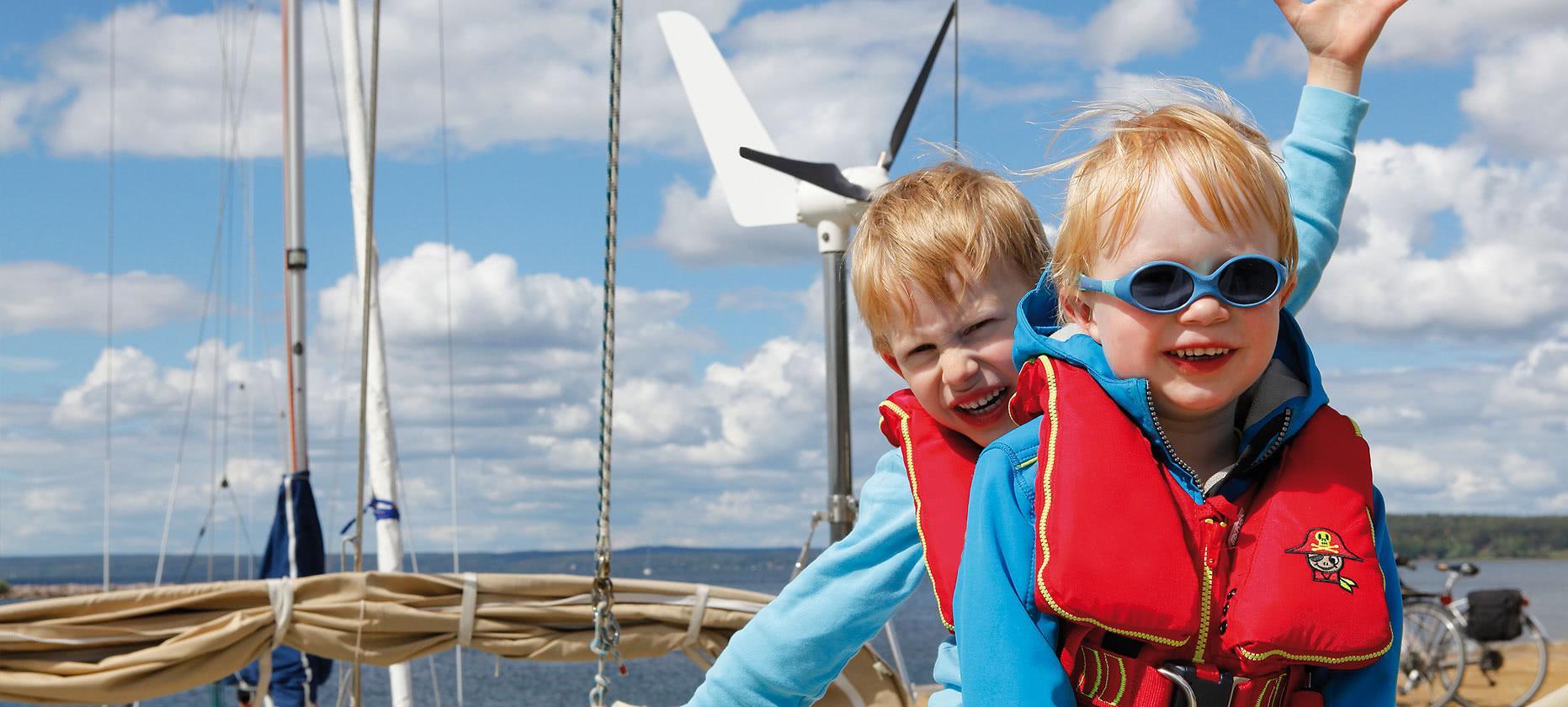 Les meilleurs gilets pour enfants : tests comparatifs des gilets de sauvetage pour enfants
