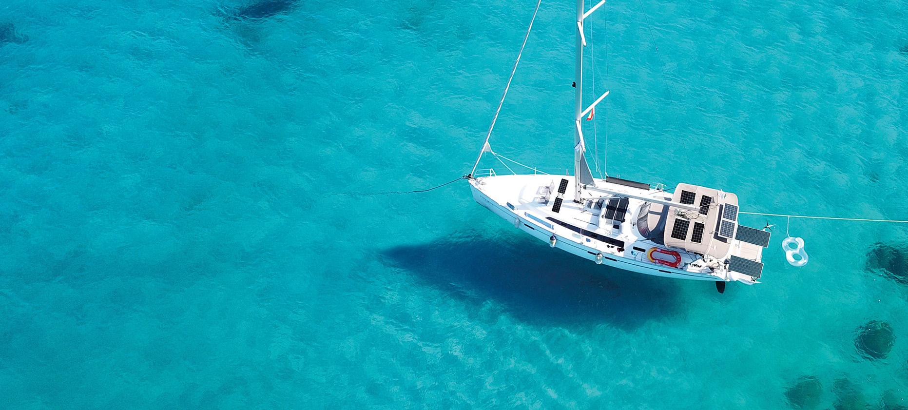Grüne Energie an Bord - Solaranlagen für Ihr Boot