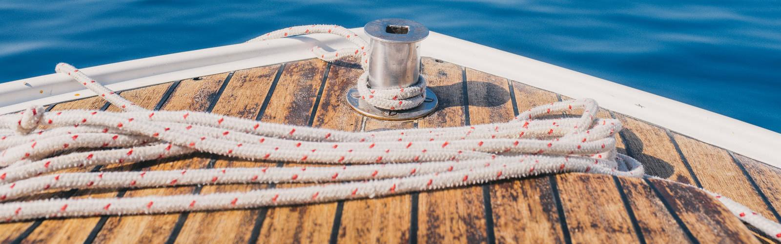 How to find the best yacht rope