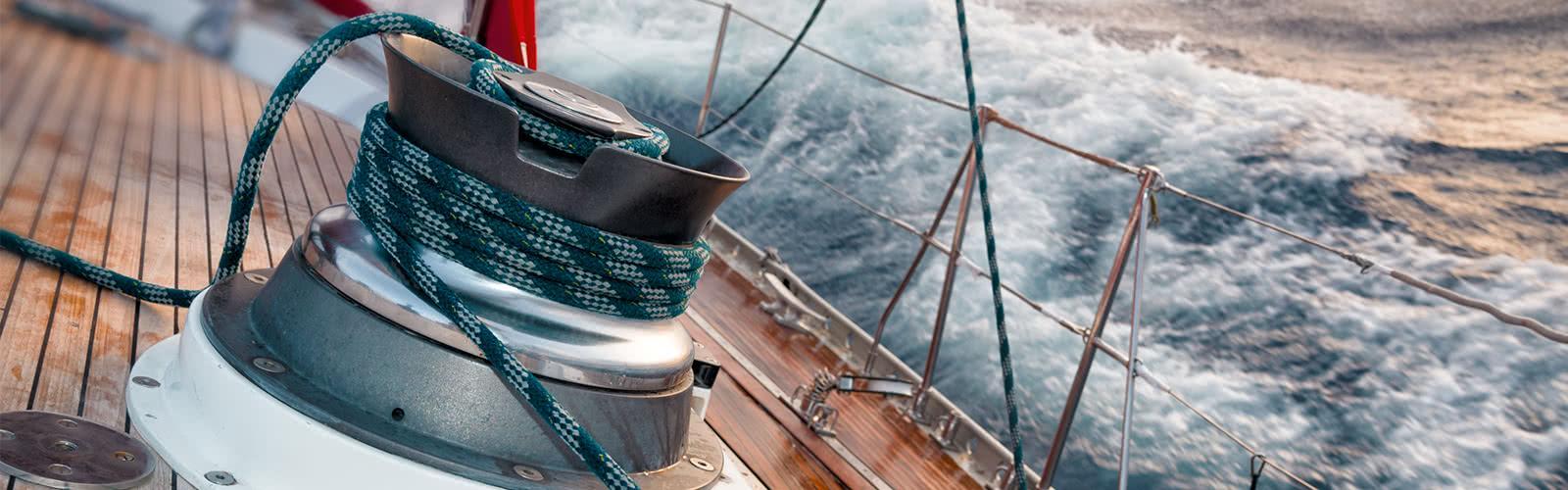 So finden Sie das richtige Yacht-Tauwerk