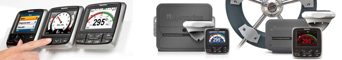 Raymarine Autopiloten