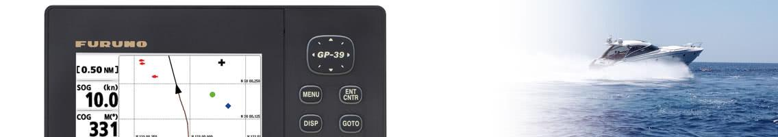 FURUNO GP 39 GPS-Receiver