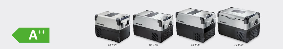 Compressor coolers CFX series