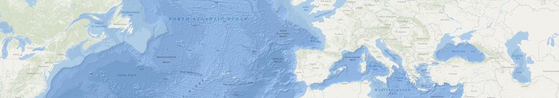 Buscador de cartas náuticas de SVB