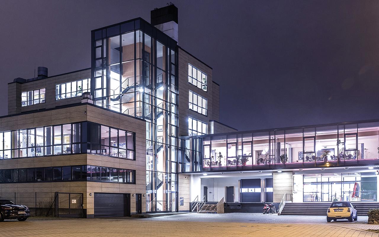 SVB Firmenzentrale
