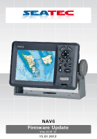 Seatec NAV6 Firmware Update