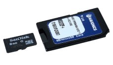 Micro SD / SD cards from Navico