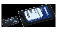 Cartes Micro-SD / SD de Navico
