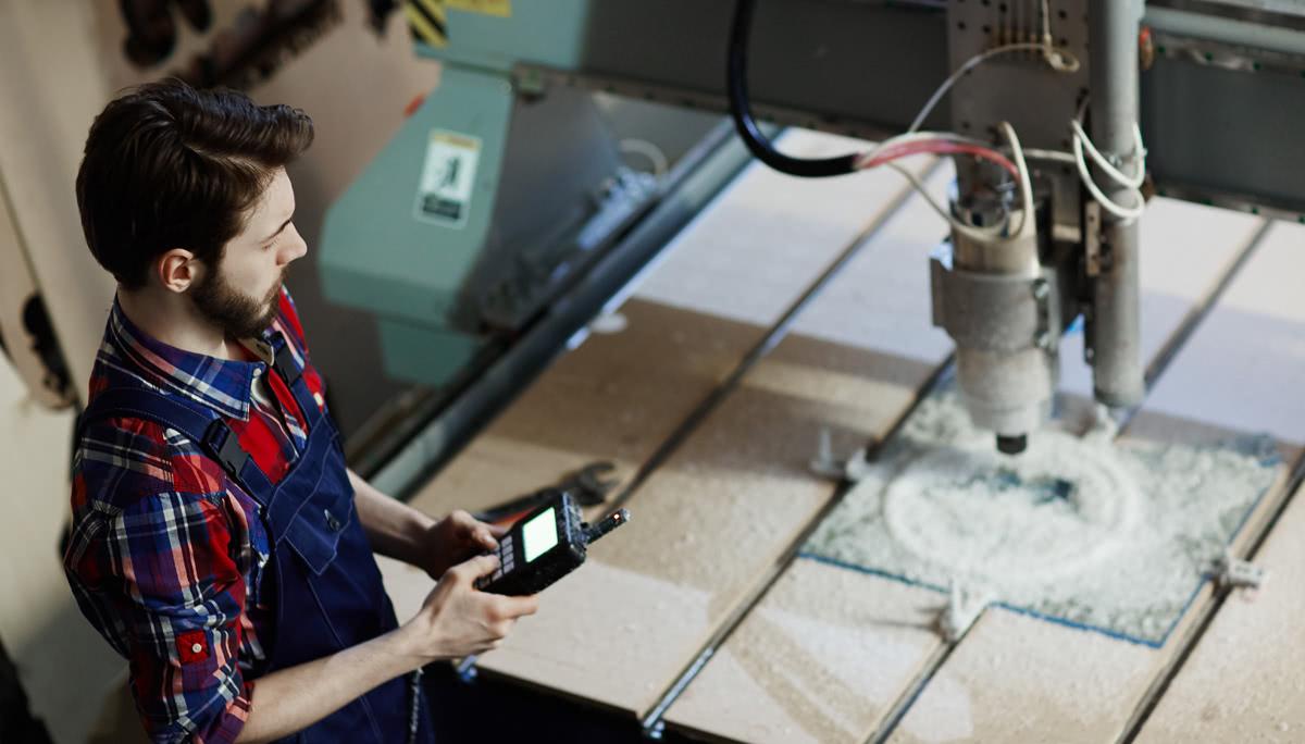 CNC - Milling Service