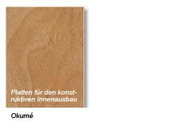 Plywood Okume