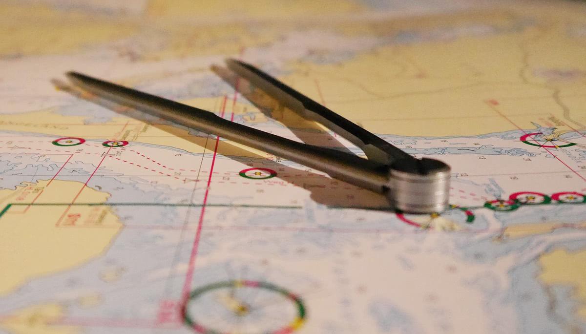 Sea Chart Programming