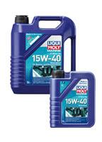 Motor Oil 15W-40 5 L + 1 L gratis