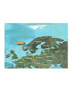 BlueChart G3 Vision EU721L Northern Europe
