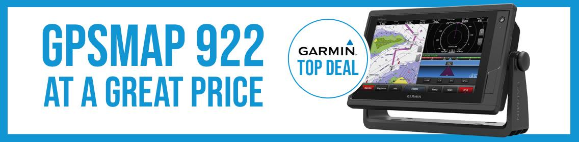 Top Deal Garmin GPSMAP 922