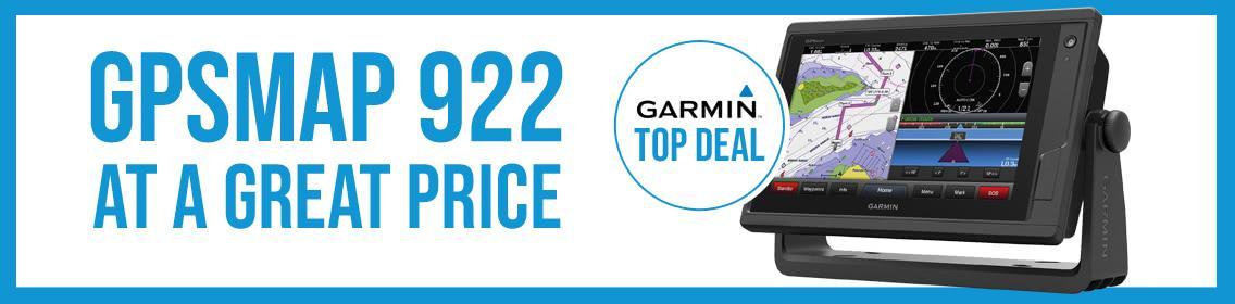 Top Deal Garmin GPSMAP 922