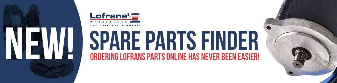 Lofrans Spare Parts