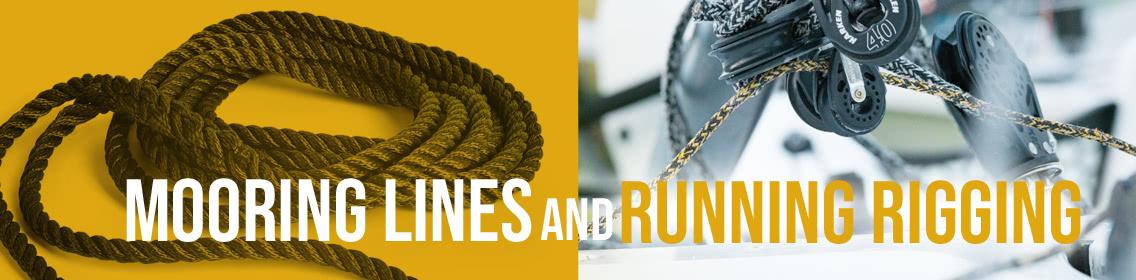 Mooring Lines & Running Rigging