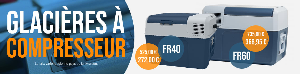 Mobicool FR40 & FR60