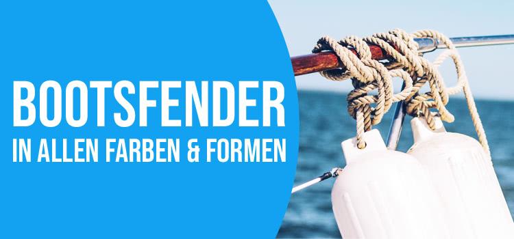 Bootsfender & Zubehör