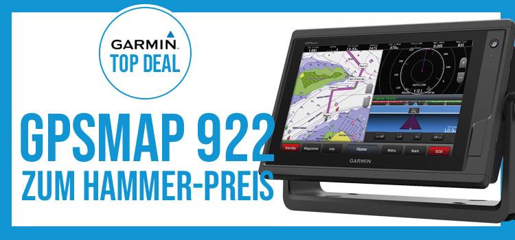 Garmin GPSMAP 922 Top Offer