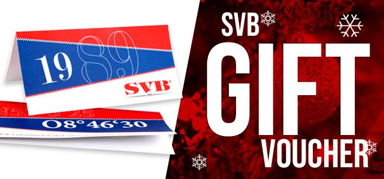 SVB gift voucher