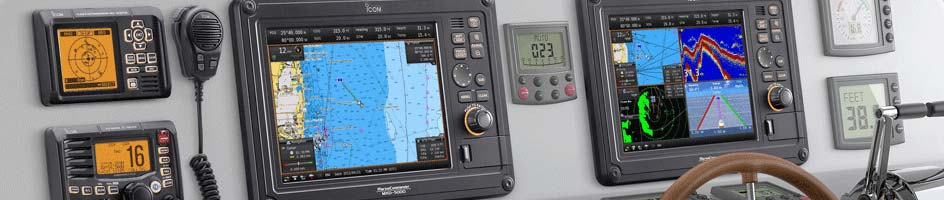 Icom SVB | Yacht and boat equipment