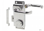 Security Lock with Handle
