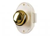 Pressure Latch  / polished brass