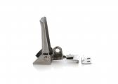Lever Lock, Stainless Steel