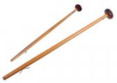 FLORO Wooden Flag Poles