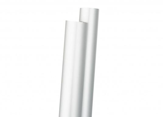 Hier bieten wir Ihnen stabile Rohre aus Edelstahl an. Die Rohre sind biegefähig und in einer maximalen Länge von 6 m erhältlich. Preis per Meter.  (Bild 4 von 4)