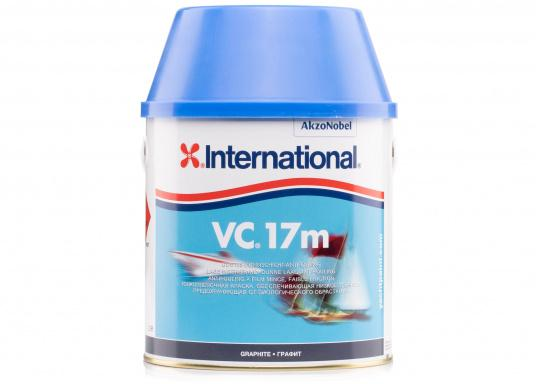 World-famous thin-layer antifouling, much thinner than usual antifoul paints. This exceptional paint has a smooth, fast surface which minimises drag and has no need for sanding. Suitable for all boat building substrates except aluminum. (Afbeelding 2 of 3)