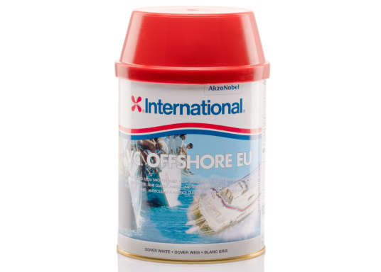 Antifouling for difficult fouling areas. This exceptional paint has a smooth finish which minimizes drag and doens't need any sanding. Coverage: about 11 m²/liter. Thinner: VC GENERAL THINNER.