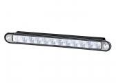 Flush-Mount LED Lamp, white / 12 V