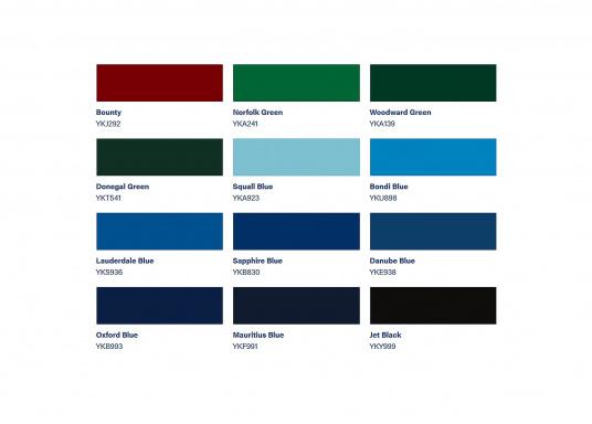 Verbesserter UV-Schutz! TOPLAC bietet ausgezeichnete Verlaufeigenschaften, verbesserte Streichfähigkeit, Glanzerhaltung und Vergilbungsqualität. Erhältlich in verschiedenen Farben.  (Bild 3 von 3)