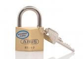 Padlock / simultaneous locking