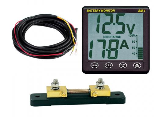 NASA Clipper Batterie Monitor BM-1 nur 169,95 € jetzt kaufen   SVB ...