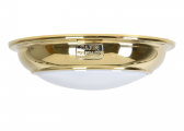 Ceiling Light ANNE / brass / without switch