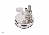 Flush Locker Catch 70, Stainless Steel