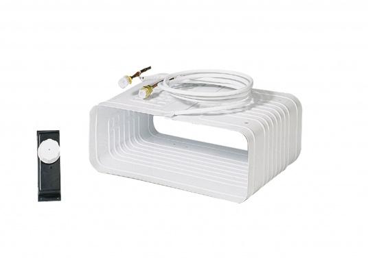 """ISOTHERM bietet individuelle Lösungen für jedes """"Kühlschrank-Problem""""!Das thermostatgesteuerte Classic-Kühlgerät kühlt einen Verdampfer, der in Ihrem Kühlschrank oder in Ihrer Tiefkühlbox installiert wird.  (Bild 5 von 14)"""