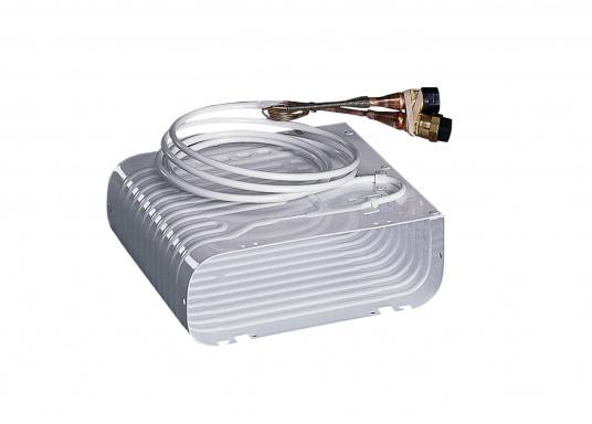 """ISOTHERM bietet individuelle Lösungen für jedes """"Kühlschrank-Problem""""!Das thermostatgesteuerte Classic-Kühlgerät kühlt einen Verdampfer, der in Ihrem Kühlschrank oder in Ihrer Tiefkühlbox installiert wird.  (Bild 6 von 14)"""