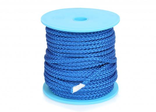 Preiswerte Qualitätsschnur, 8-fach geflochten, universell einsetzbar, schwimmfähig und in vielen Farben erhältlich.Material: Polypropylen. (Bild 5 von 6)