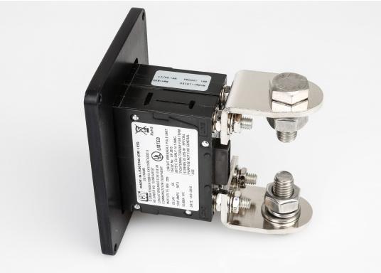 Für mehr Sicherheit! Diese automatischen Sicherungsschalter und Automat verhindert Schäden an der elektrischen Ausrüstung auf Ihrem Boot. Erhältlich in verschiedenen Ausführungen.  (Bild 6 von 14)