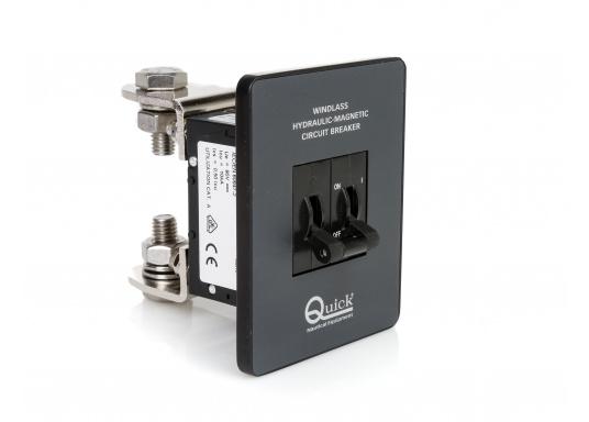 Für mehr Sicherheit! Diese automatischen Sicherungsschalter und Automat verhindert Schäden an der elektrischen Ausrüstung auf Ihrem Boot. Erhältlich in verschiedenen Ausführungen.  (Bild 4 von 14)