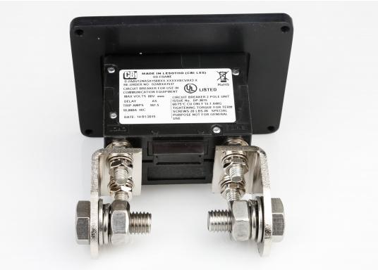 Für mehr Sicherheit! Diese automatischen Sicherungsschalter und Automat verhindert Schäden an der elektrischen Ausrüstung auf Ihrem Boot. Erhältlich in verschiedenen Ausführungen.  (Bild 10 von 14)