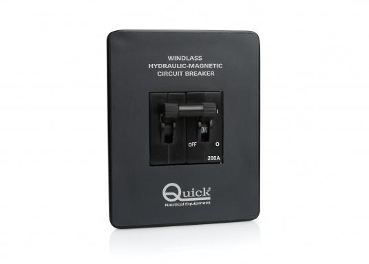 Für mehr Sicherheit! Diese automatischen Sicherungsschalter und Automat verhindert Schäden an der elektrischen Ausrüstung auf Ihrem Boot. Erhältlich in verschiedenen Ausführungen.  (Bild 5 von 14)