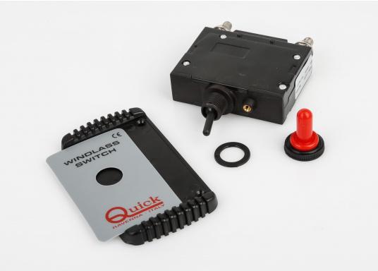 QUICK NAUTICAL HYDRAULIC MAGNETIC CIRCUIT BREAKER 40 AMPS